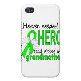 El cielo necesitó un linfoma de la abuela del héro iPhone 4 carcasas