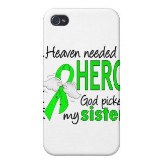 El cielo necesitó un linfoma de la hermana del hér iPhone 4 carcasas