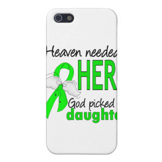 El cielo necesitó un linfoma de la hija del héroe iPhone 5 cobertura