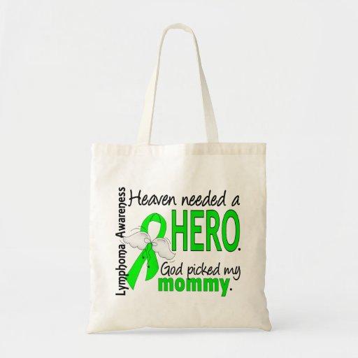 El cielo necesitó un linfoma de la mamá del héroe bolsas