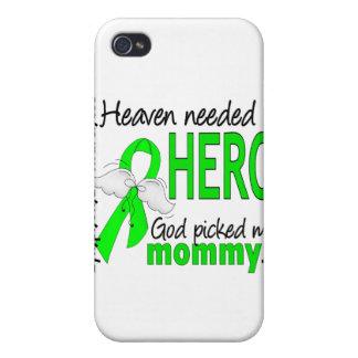 El cielo necesitó un linfoma de la mamá del héroe iPhone 4 cárcasa