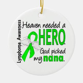El cielo necesitó un linfoma de Nana del héroe Ornamentos Para Reyes Magos