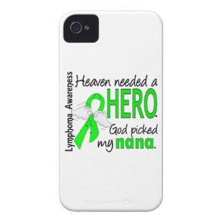 El cielo necesitó un linfoma de Nana del héroe iPhone 4 Cárcasas