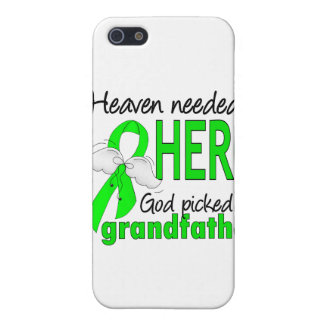 El cielo necesitó un linfoma del abuelo del héroe iPhone 5 cobertura