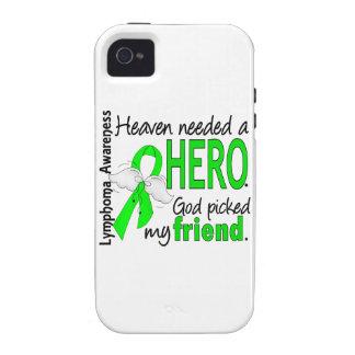 El cielo necesitó un linfoma del amigo del héroe iPhone 4/4S carcasas
