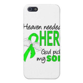 El cielo necesitó un linfoma del hijo del héroe iPhone 5 cobertura