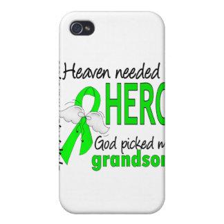 El cielo necesitó un linfoma del nieto del héroe iPhone 4 cárcasas