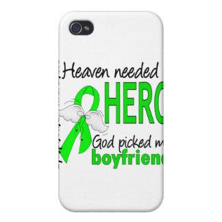 El cielo necesitó un linfoma del novio del héroe iPhone 4 coberturas