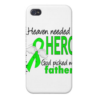 El cielo necesitó un linfoma del padre del héroe iPhone 4/4S funda