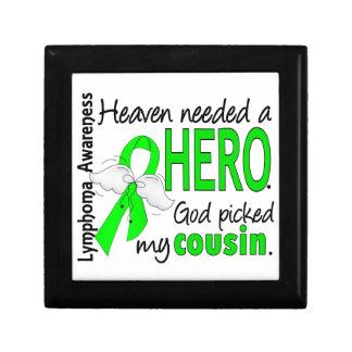 El cielo necesitó un linfoma del primo del héroe cajas de regalo