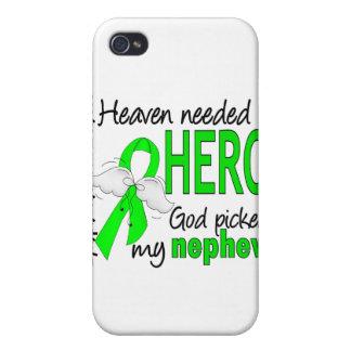 El cielo necesitó un linfoma del sobrino del héroe iPhone 4 protector