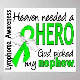 El cielo necesitó un linfoma del sobrino del héroe poster
