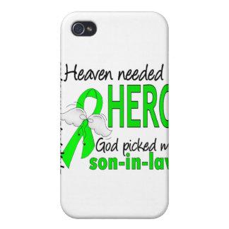 El cielo necesitó un linfoma del yerno del héroe iPhone 4/4S carcasa