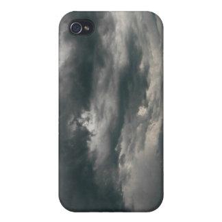 El cielo sin resolver iPhone 4/4S carcasas
