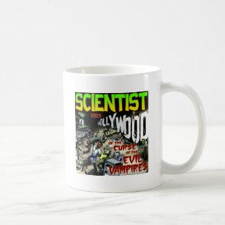 el científico libra hollywood taza clásica