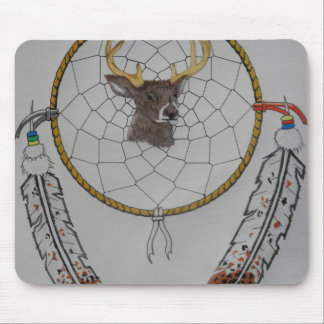 El ciervo soña la línea de productos tapetes de ratón