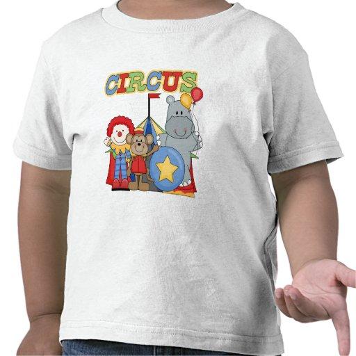 El circo está en camisetas y regalos de la ciudad