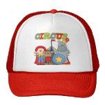 El circo está en camisetas y regalos de la ciudad gorras de camionero