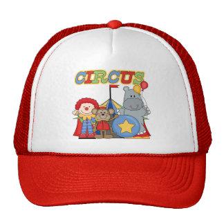 El circo está en camisetas y regalos de la ciudad gorros bordados