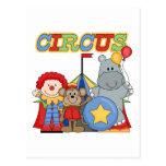 El circo está en camisetas y regalos de la ciudad postal