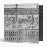 El circo Maximus en Roma, c.1600