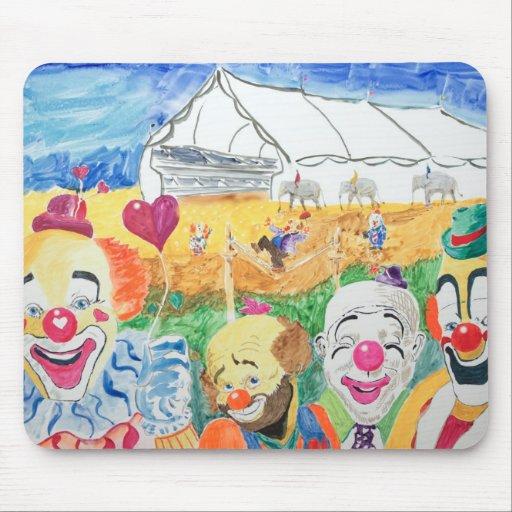 El circo Mousepad