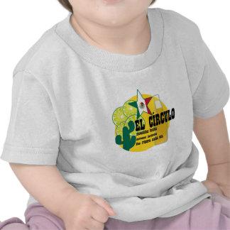 El Circulo Mexican Bar T-shirt