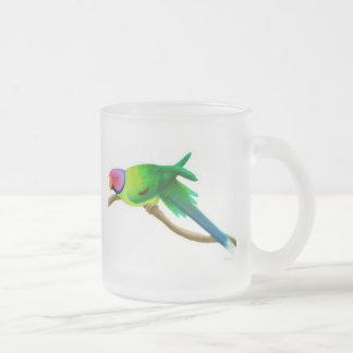 El ciruelo dirigió la taza del Parakeet