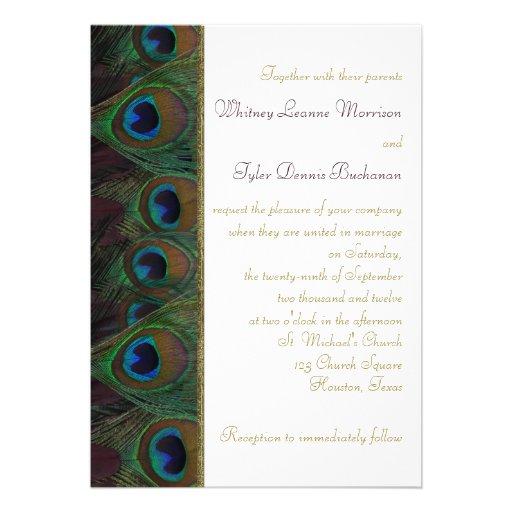 El ciruelo, pavo real del oro empluma la invitació comunicados