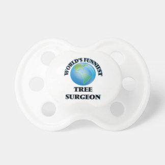 El cirujano del árbol más divertido del mundo chupetes para bebes