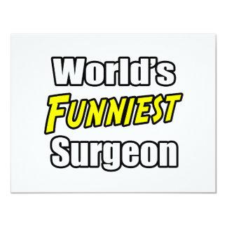 El cirujano más divertido del mundo anuncio