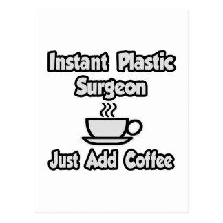 El cirujano plástico inmediato… apenas añade el ca postales
