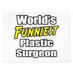 El cirujano plástico más divertido del mundo comunicados
