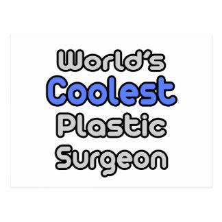 El cirujano plástico más fresco del mundo tarjetas postales