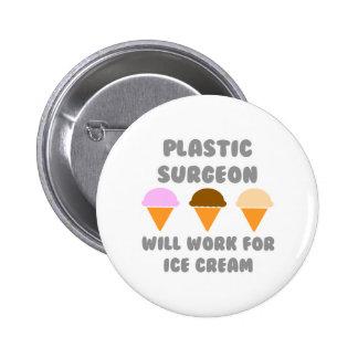 El cirujano plástico… trabajará para el helado pin