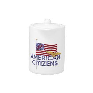El ciudadano americano brilló TETERA
