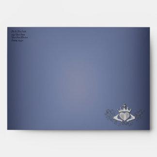 El Claddagh (plata) Sobres