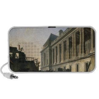 El claro de la columnata del Louvre 1764 iPhone Altavoces