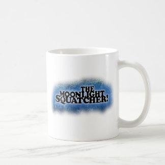 El claro de luna Squatcher - productos múltiples Taza De Café