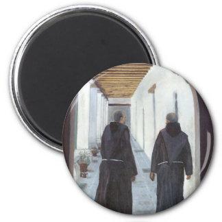 El claustro imán para frigorifico