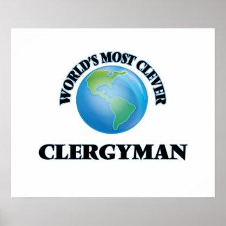 El clérigo más listo del mundo posters