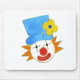 El Clowning alrededor Alfombrillas De Ratón