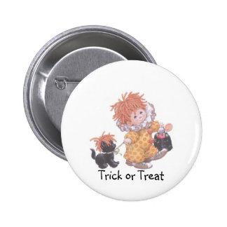 ¡El Clowning alrededor para el caramelo! - Botón d Pins