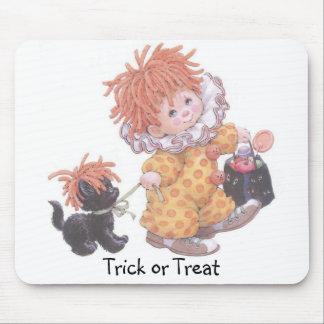 ¡El Clowning alrededor para el caramelo! - Colecto Alfombrillas De Raton