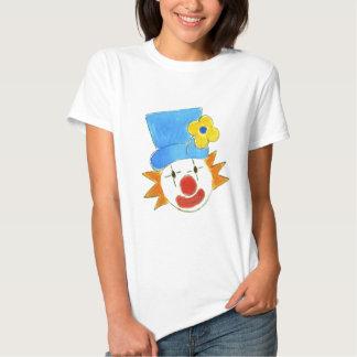El Clowning alrededor Poleras