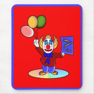 El Clowning alrededor Alfombrilla De Ratón