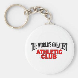 El club atlético más grande del mundo llavero