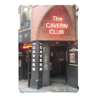 El club de la caverna en la calle de Mathew de Liv
