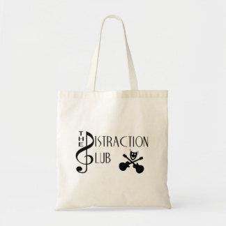 El club de la distracción, bolso bolsa tela barata