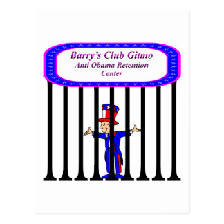 El club Gitmo de Barry Postal